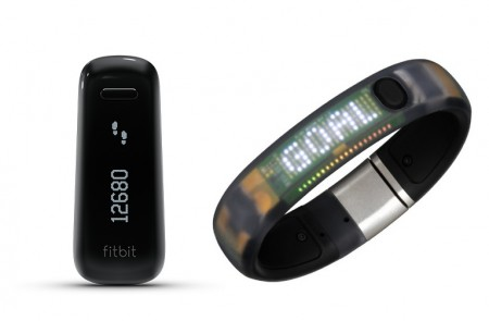 [test comparatif] Nike Fuelband vs FitBit One : gadget ou utile?