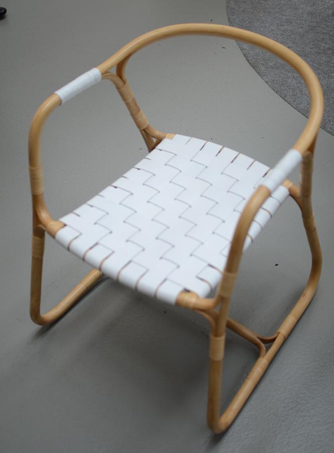 Hinika chaise chair