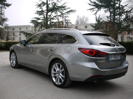 test mazda 6 un style enfin au niveau de la m canique diisign. Black Bedroom Furniture Sets. Home Design Ideas