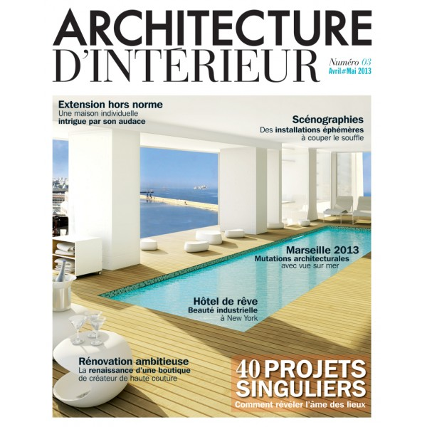Magazine D Architecture D Interieur