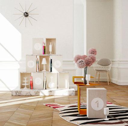designerbox le design collector par abonnement diisign. Black Bedroom Furniture Sets. Home Design Ideas