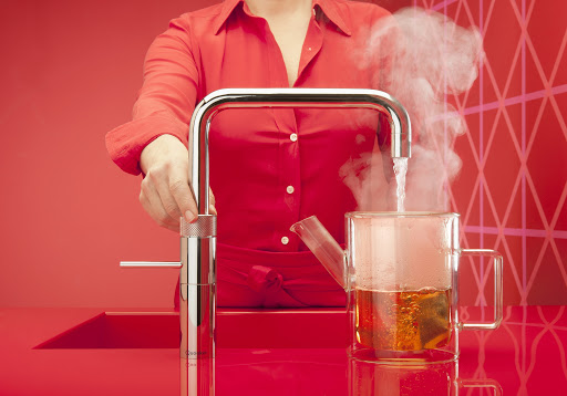 quooker fusion : de l'eau bouillante au robinet | diisign - Robinet Eau Bouillante Instantanee