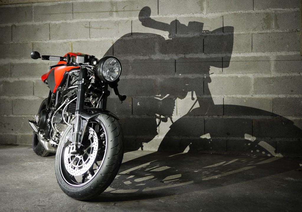 ducati-x-diisign design monster mostro néo rétro café racer
