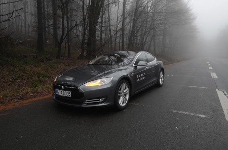 [test] Tesla Model S : game changer