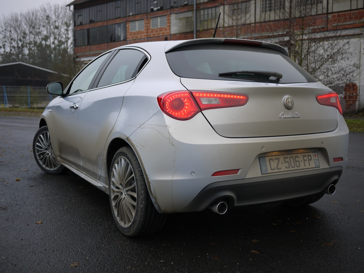 Alfa Giulietta Face Lift.html | Autos Post