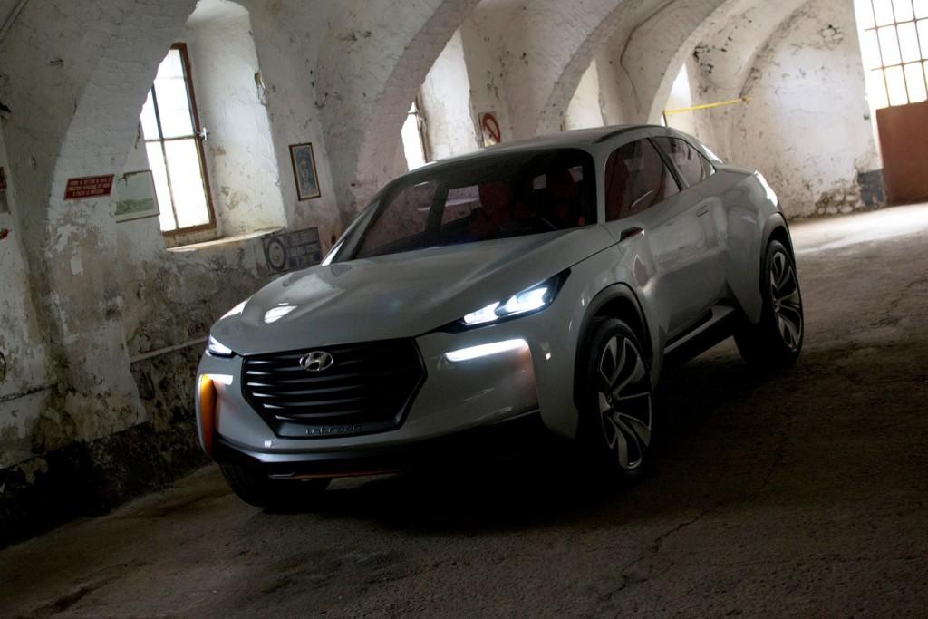 Hyundai Intrado concept Geneve 2014