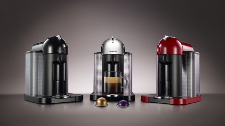 Nespresso lance une machine à jus de chaussette en Amérique du Nord