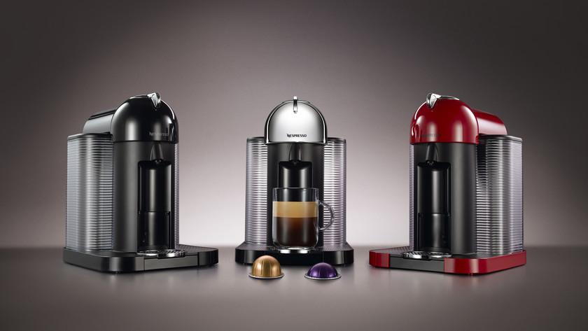 new nespresso machine 2015