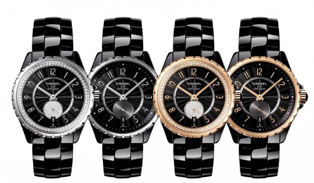 [Baselworld 2014] Chanel féminise la J12 : J12 365