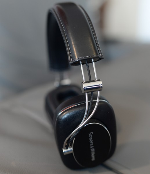 Test casque B&W P7 review