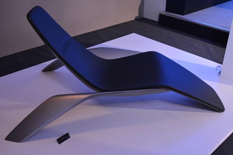 Chaise longue Ford Vignale Milan 2014