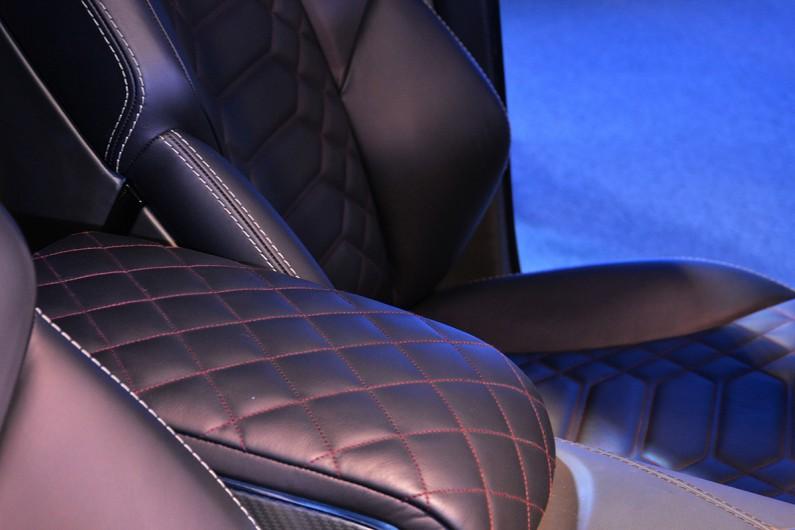 Intérieur Ford S-Max Vignale