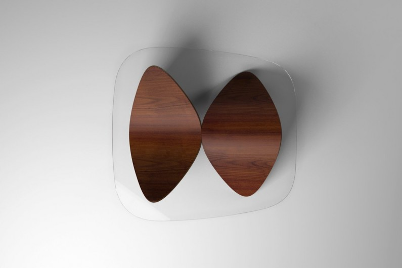 Sandro Lopez coffee table table basse