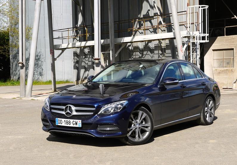 Mercedes Classe C : une étoile de plus dans le firmament automobile