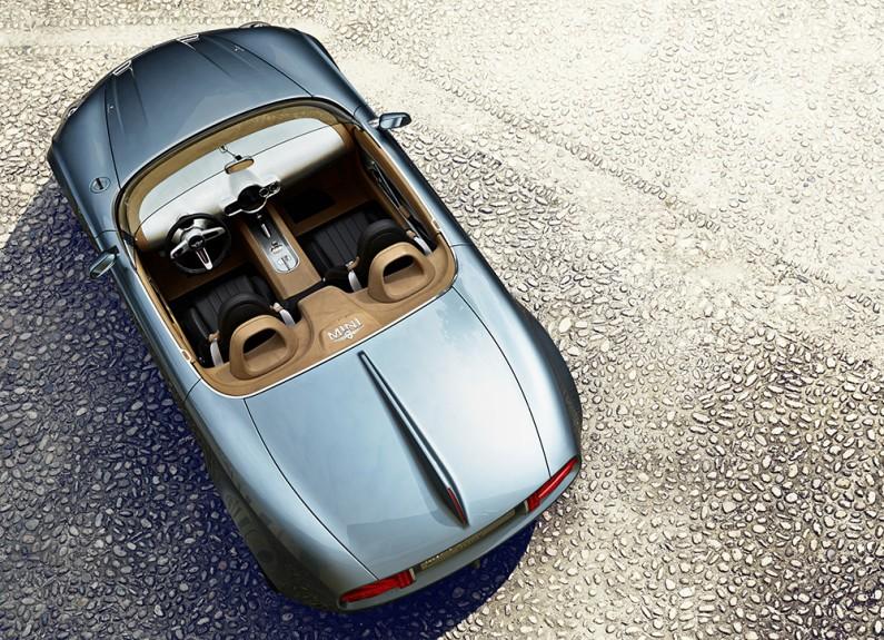 MINI Superleggera Vision Concept : tout simplement la plus belle voiture de l'année