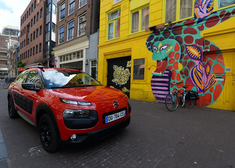 C4 Cactus Citroën