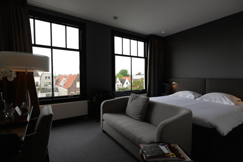 The Dylan Amsterdam review chambre