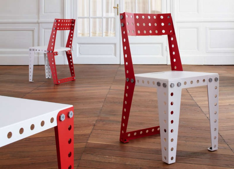 Meccano home meubles pour adulescents made in france - Meubles made in france ...