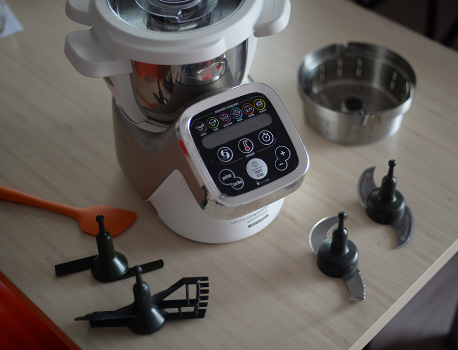 test kitchen companion un robot tout faire diisign. Black Bedroom Furniture Sets. Home Design Ideas