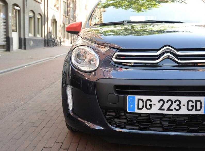 Prise en mains : Citroën C1 2014, belle dehors