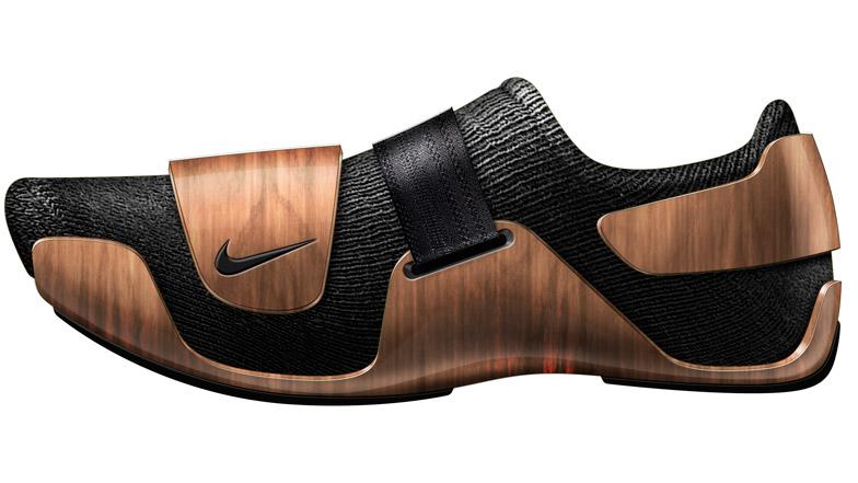 Nikeames : le bois c'est hype, surtout quand c'est un hommage