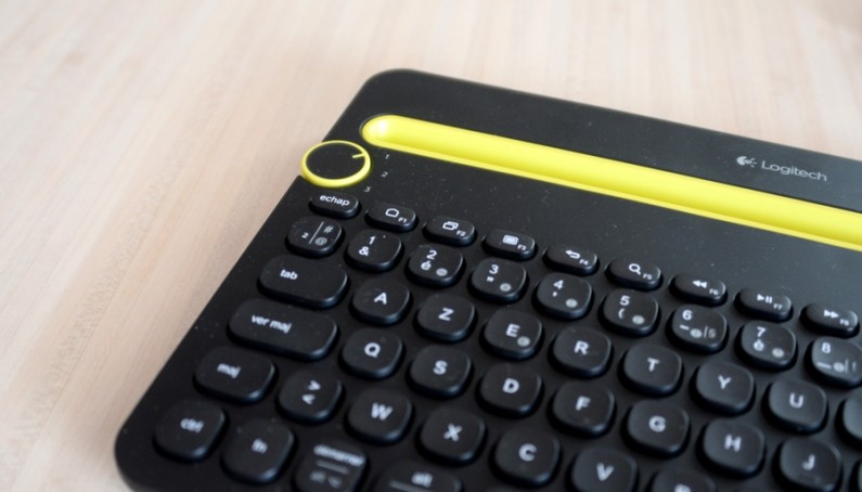[test] Logitech K480 : un seul clavier pour tous vos appareils ?