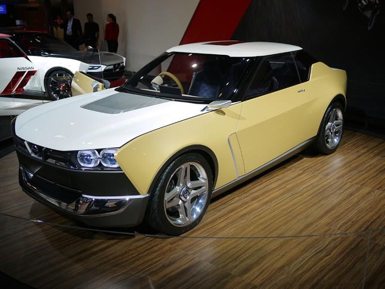Mondial de l'auto : les concept cars
