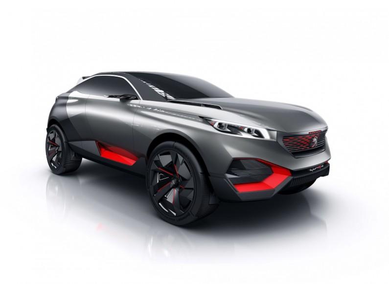 QUARTZ_concept car Peugeot mondial 2014