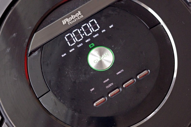 test Roomba 880 aspirateur robot