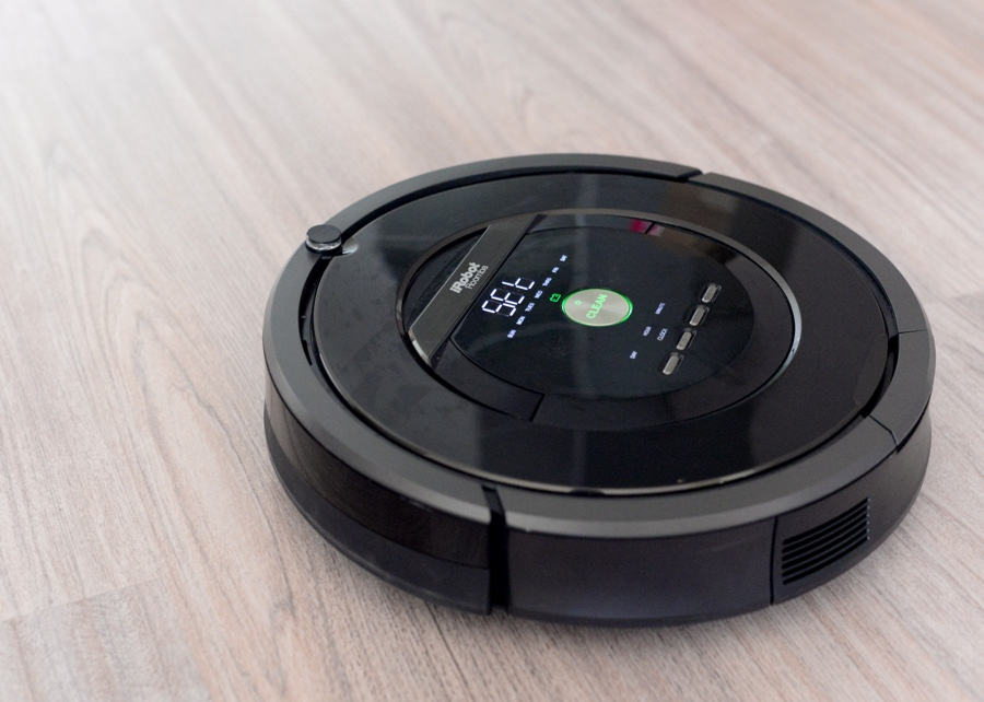 test roomba 880 un robot aspirateur efficace pas un gadget diisign. Black Bedroom Furniture Sets. Home Design Ideas
