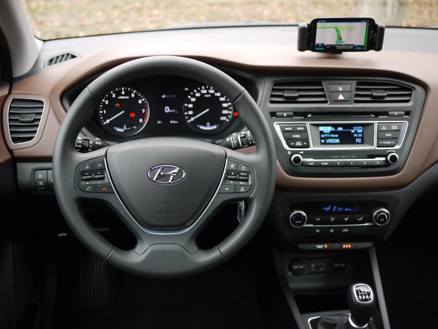 Interieur Hyundai I20 Of Test Huyndai I20 Rationnelle Pas Motionnelle Diisign