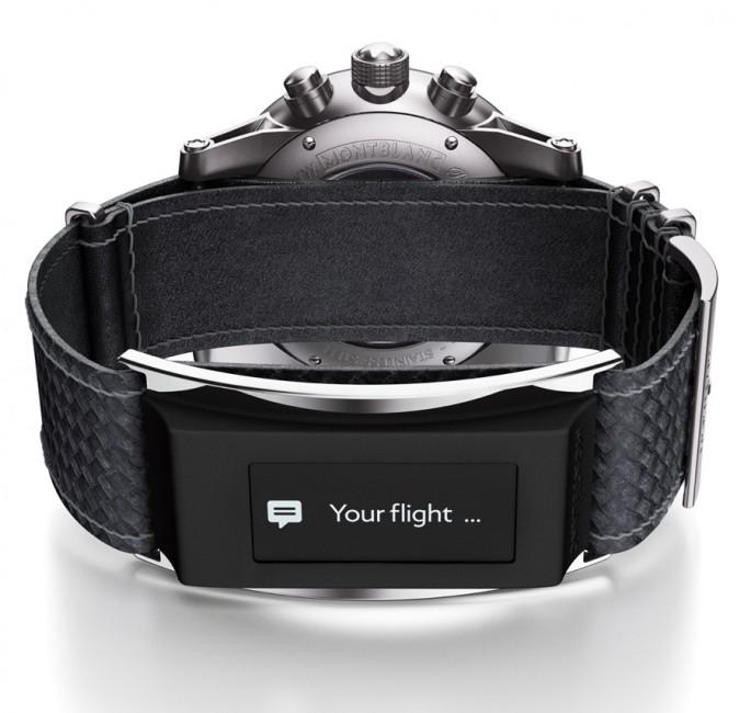 Montblanc TimeWalker Urban Speed : le bracelet connecté qui s'adapte à votre montre mécanique