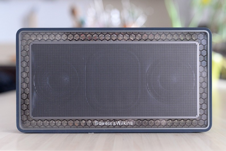 Test enceinte B&W T7 Bluetooth
