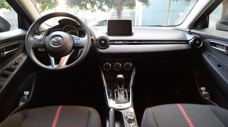 Essai Mazda 2 2015