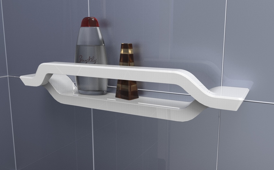 Onde par denovo le design pour mieux vieilir diisign - Etagere pour douche italienne ...