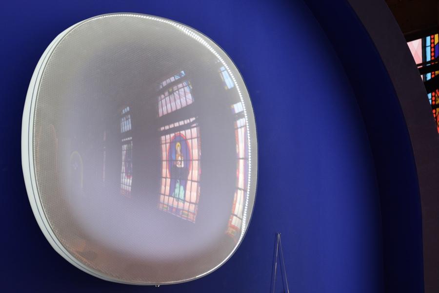 Biennale internationale du design de saint etienne 2015 form follows inform - Mathieu lehanneur demain est un autre jour ...