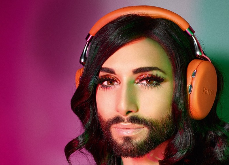PArrot Zik 2 Test conchita Wurst