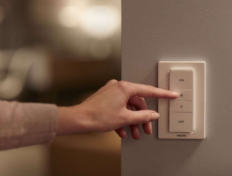 Hue WDK wall switch