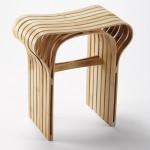 Toasted stool