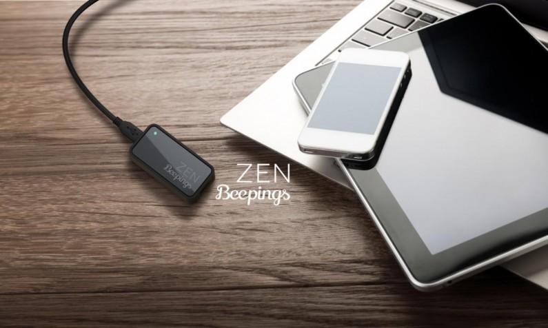 Beepings Zen : un trackeur GPS d'un nouveau genre
