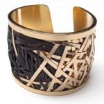 bracelet weaving structure