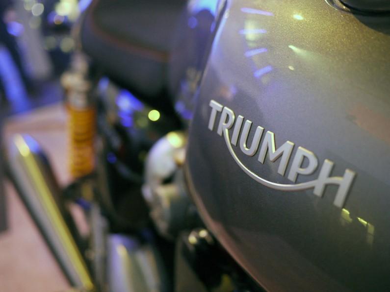 Nouvelle Triumph Bonneville…. Le mythe continue