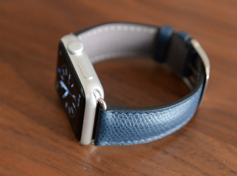 Test bracelet Camille Fournet Apple Watch