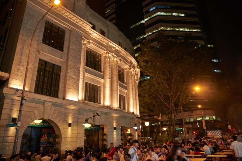 [test] Sofitel So Singapore : luxe frenchy dans la cité jardin