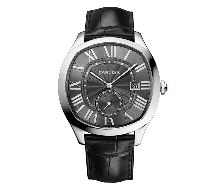 03-drive-in-steel-and-black-dial