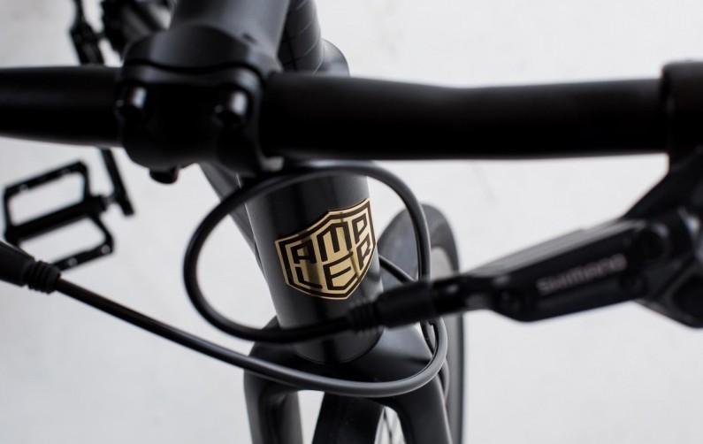 Ampler Hawk vélo électrique design