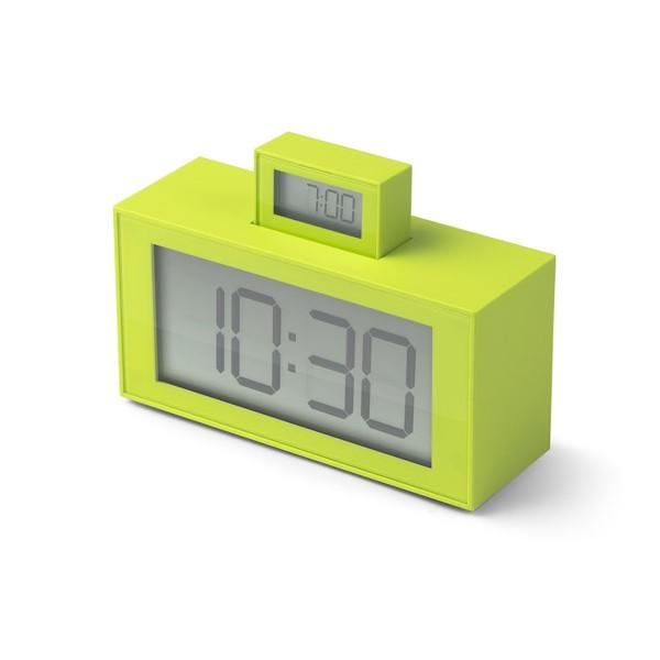 réveil in-out-alarm-clock-lexon
