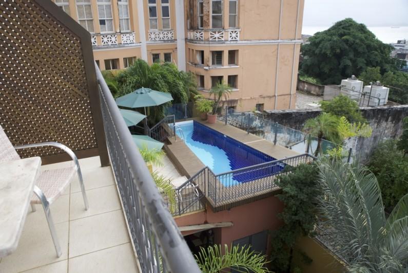 [test] Casa do Amarelindo : une petite perle d'hospitalité à Salvador de Bahia