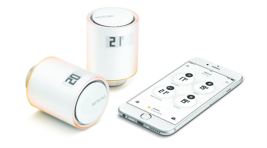 Ifa 16 s lection diisign diisign - Vanne thermostatique connectee ...
