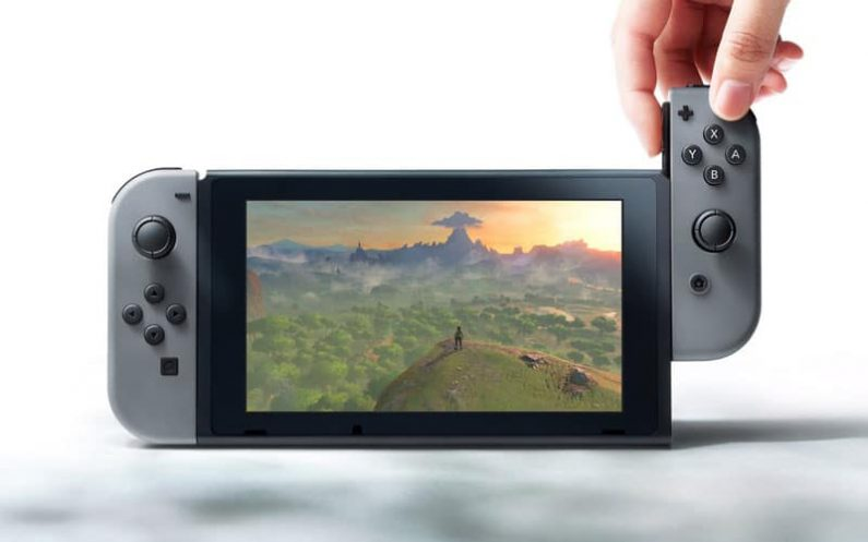 Nintendo Switch : l'hybride fixe/mobile, version console de jeux
